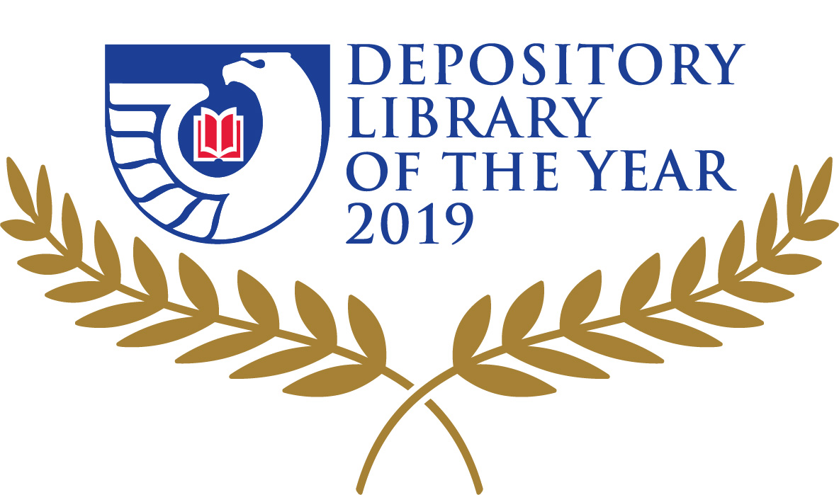 NEW Depository Library of the Year 2019 medium 300x163px
